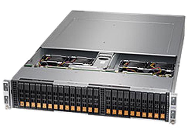 SuperMicro 2029BT-HNR Big Twin Intel SKL 4114 Completed CTO System -  Newegg com