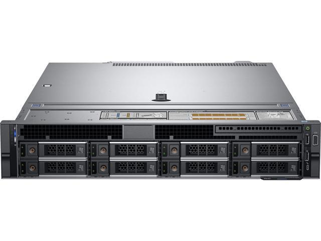 Dell EMC PowerEdge R540 2U Rack Server - 2 x Intel Xeon Silver 4110  Octa-core (8 Core) 2 10 GHz - 32 GB Installed DDR4 SDRAM - 1 TB (1 x 1 TB)  Serial