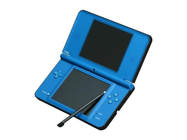 nintendo dsi xl midnight blue newegg com rh newegg com PlayStation Portable Nintendo DS