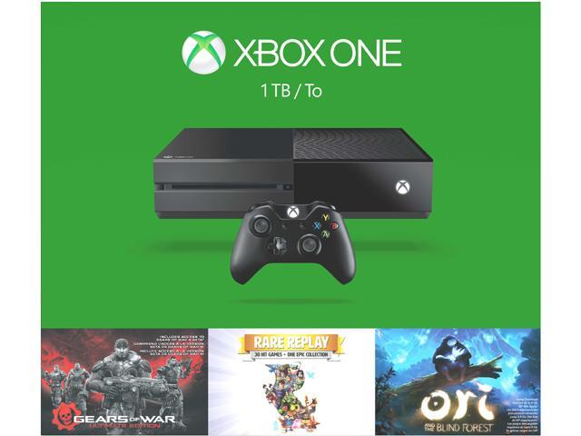 Xbox One 1TB Triple Game (Gears of War: Ultimate Edition +