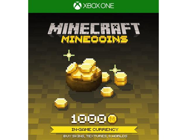 Xbox One S 1TB Console - Minecraft Creators Bundle - Newegg com