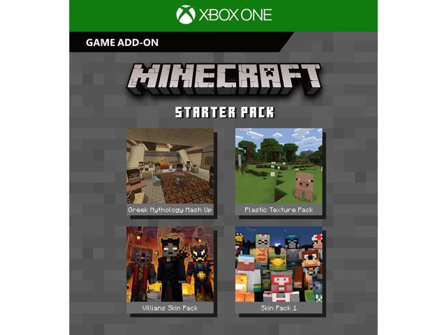 Xbox One S 1TB Console - Minecraft Creators Bundle - Newegg com
