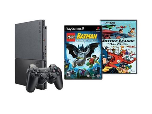 Sony Playstation 2 Lego Batman Limited Edition Bundle Neweggcom