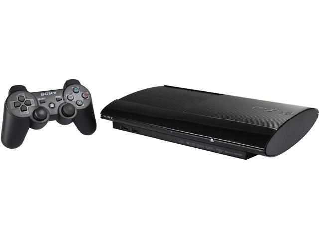 Refurbished: Sony PlayStation 3 Super Slim - Newegg com