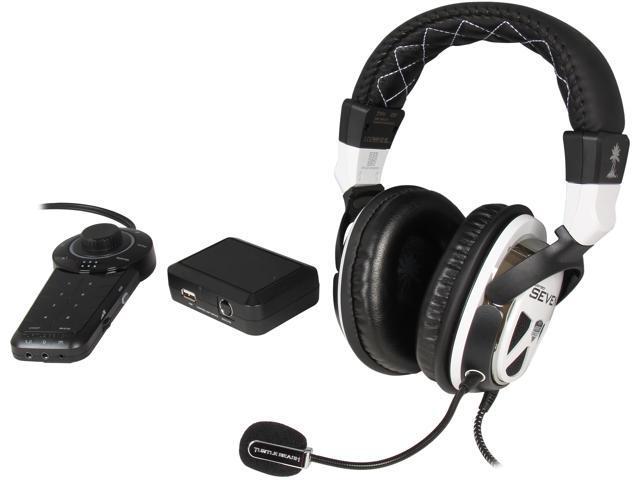 Turtle Beach Ear Force XP Seven Gaming Headset - Newegg com