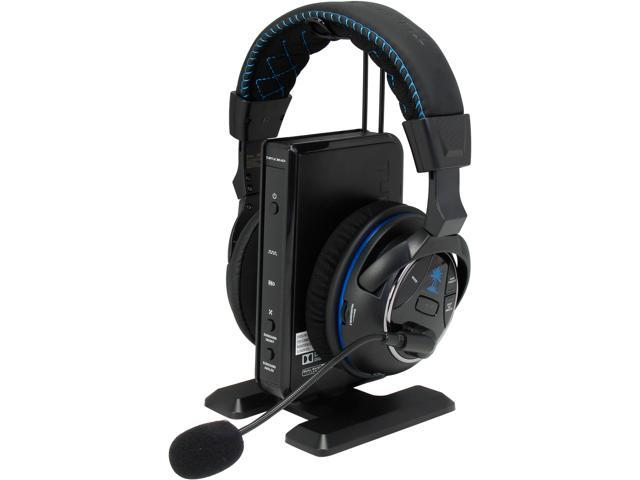 Refurbished Turtle Beach Ear Force Px51 Wireless Headset For Xbox360 Ps3 Ps4 Bluetooth Newegg Com