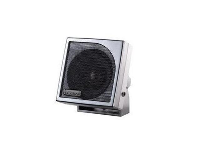 Cobra CA-S610R CHR Chrome Plated Extension Speaker with Talkback -  Newegg com
