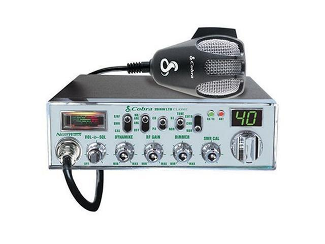 Cobra 29 NW Classic CB Radio with Nightwatch Illuminated Front Panel -  Newegg ca