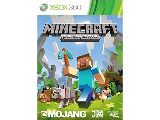 MineCraft Xbox 360 Game - Newegg com