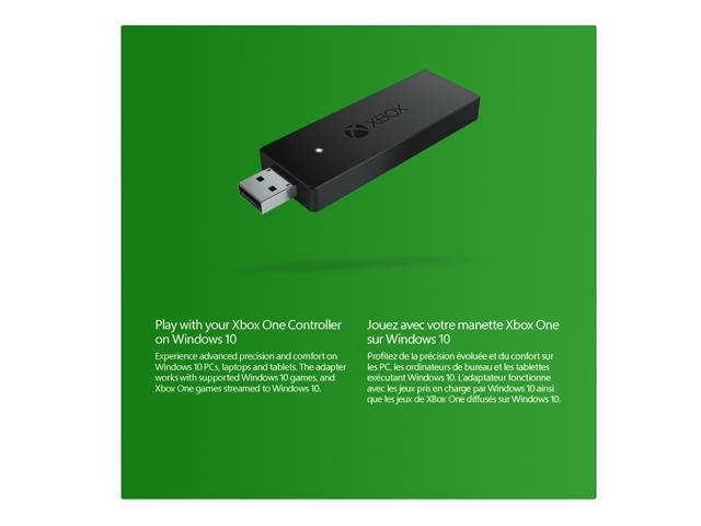 Wired Xbox One Controller Not Working On Pc Windows 10: Xbox One Wireless Adapter for Windows - Newegg.comrh:newegg.com,Design