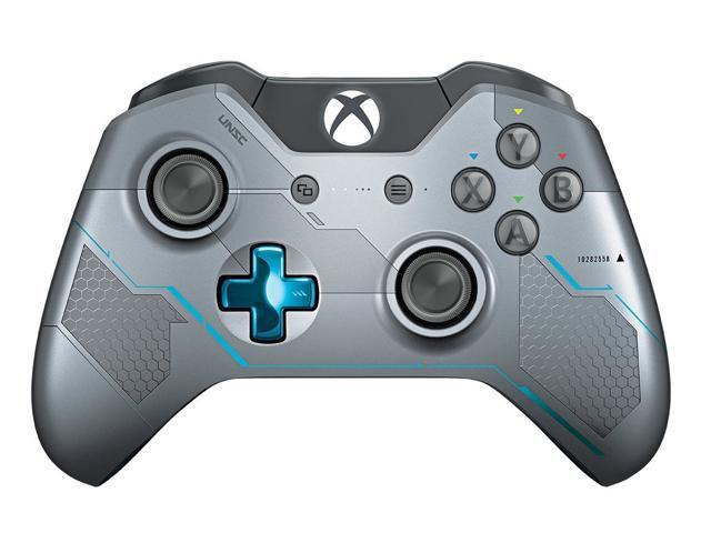 Xbox One Limited Edition Halo 5: Guardians Wireless Controller - Newegg com
