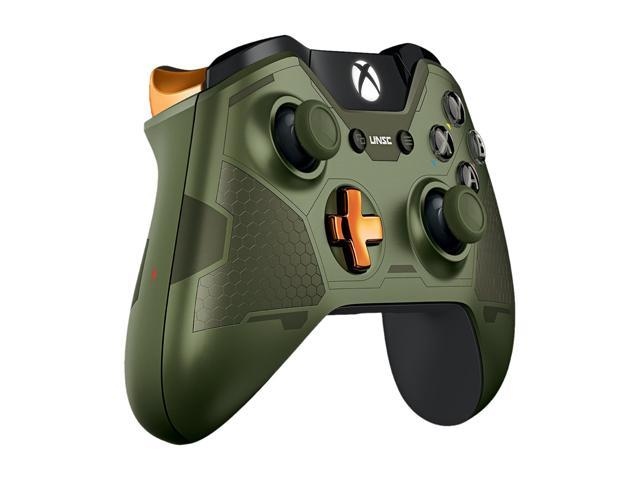 Microsoft Xbox One Limited Edition Halo 5 Guardians The Master Chief Wireless Controller
