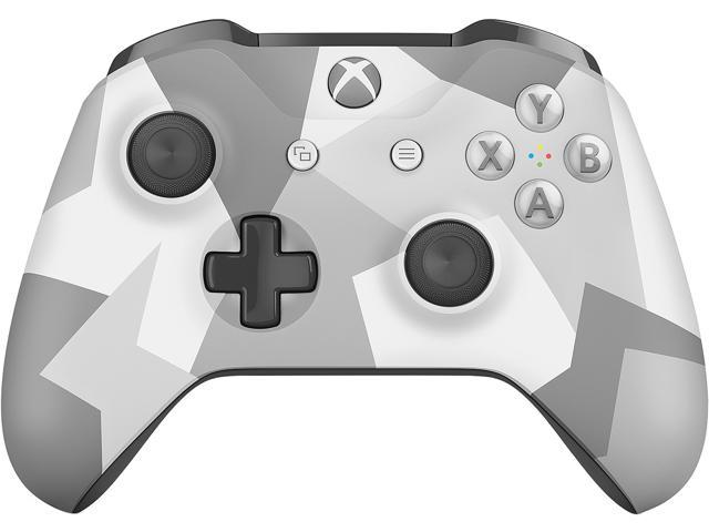 Xbox Wireless Controller: Winter Forces Special Edition - Xbox One/Xbox One  S/Windows 10 - Newegg com