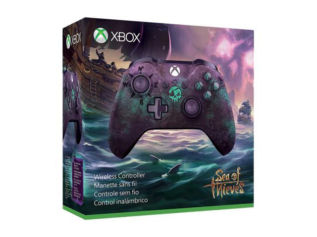 Xbox One Wireless Controller - Sea of Thieves Limited Edition - Newegg com