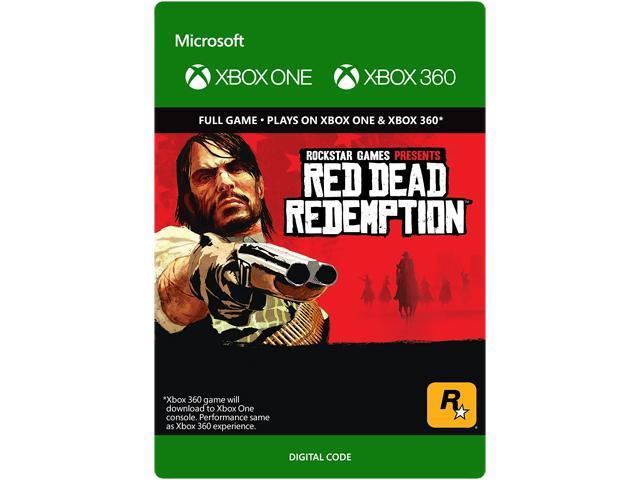 Red Dead Redemption Xbox One & Xbox 360 [Digital Code] - Newegg com