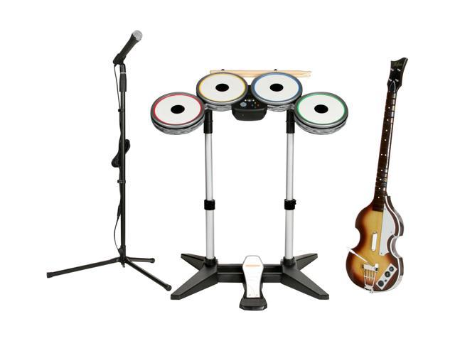 Buy xbox 360 rock band: the beatles special value edition bundle.