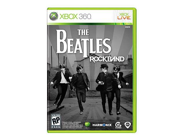 The Beatles: Rock Band - Software Only Xbox 360 Game - Newegg com