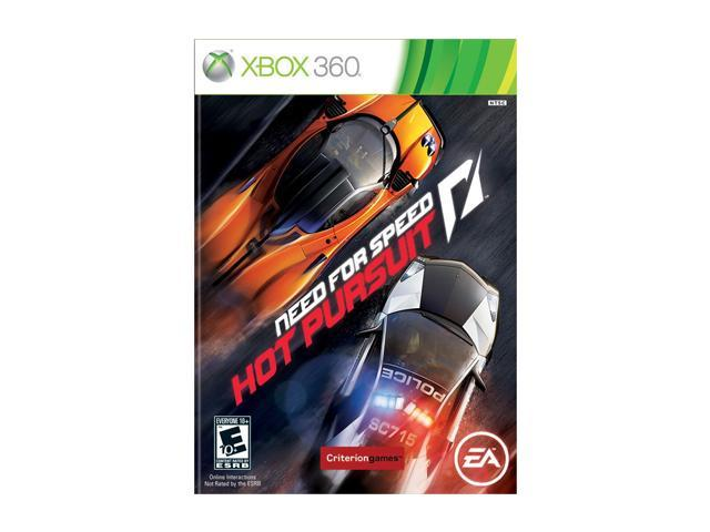Need For Speed Hot Pursuit Xbox 360 Game Newegg Com