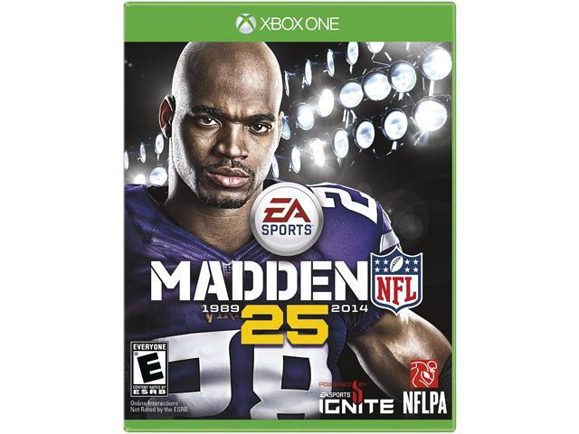 277b6de1d2 Madden NFL 25 Xbox One Video Games - Newegg.com