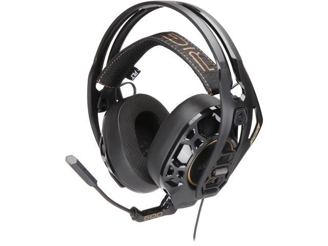 Plantronics RIG 500 PRO HX Wired Dolby Atmos Gaming Headset for Xbox One -  Newegg com