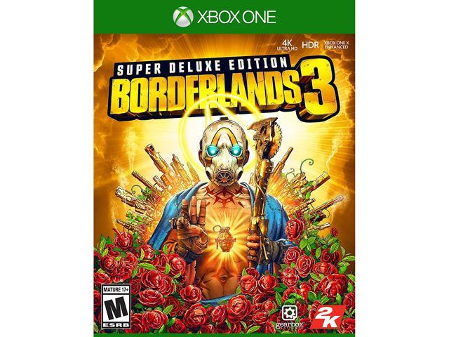 Borderlands 3 Super Deluxe Edition - Xbox One - Newegg com