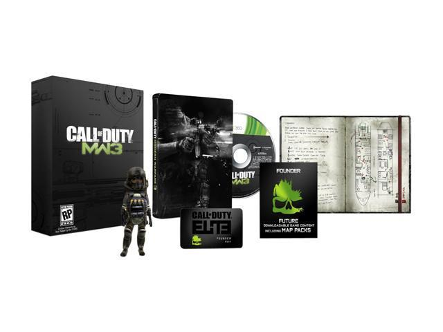 Call Of Duty Modern Warfare 3 Hardened Edition Xbox 360 Game Newegg Com