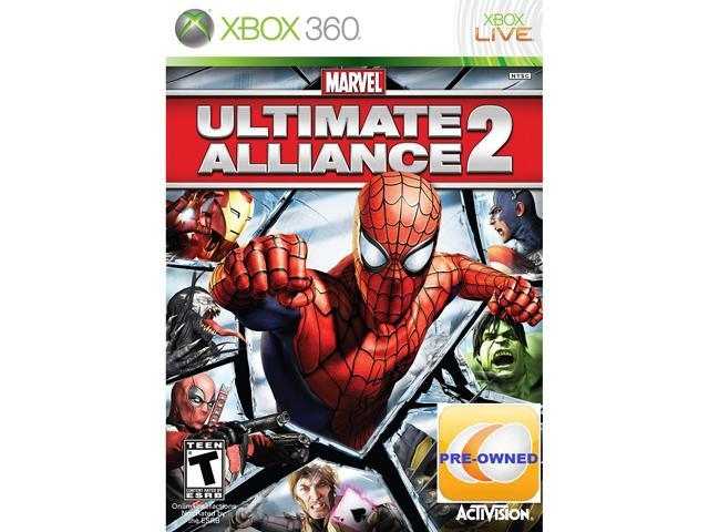 Pre-owned Marvel Ultimate Alliance 2 Xbox 360 Pre-Owned Xbox