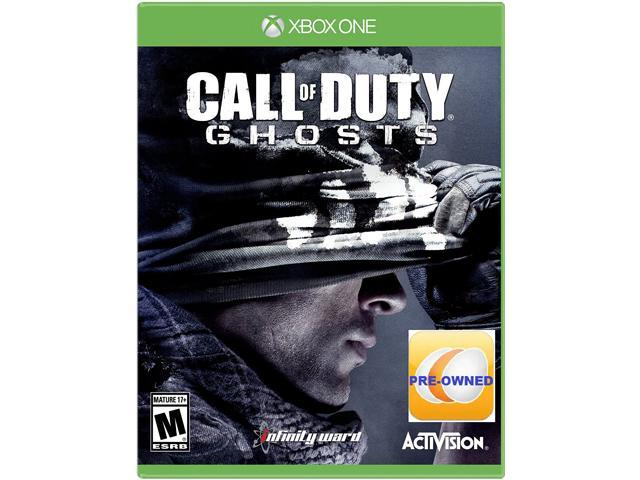Pre-owned Call of Duty: Ghosts Xbox One