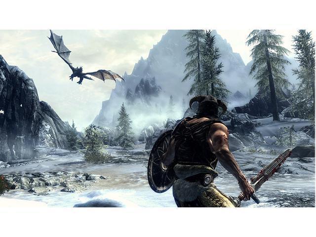 The Elder Scrolls V: Skyrim Legendary Edition Xbox 360 Game - Newegg com
