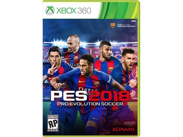 Pro Evolution Soccer 2018 - Xbox 360 - Newegg com