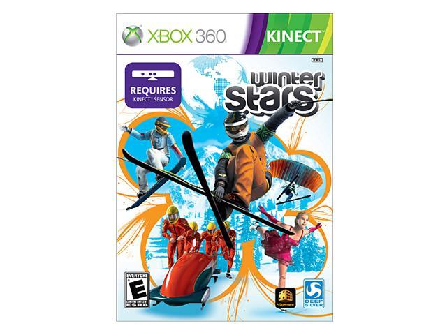 Winter stars (kinect) (xbox360) on xbox360 game.