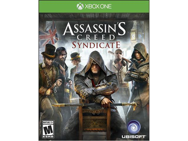 Assassin S Creed Syndicate Xbox One Newegg Com