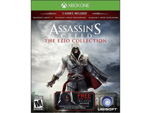 Assassin S Creed The Ezio Collection Xbox One Newegg Com