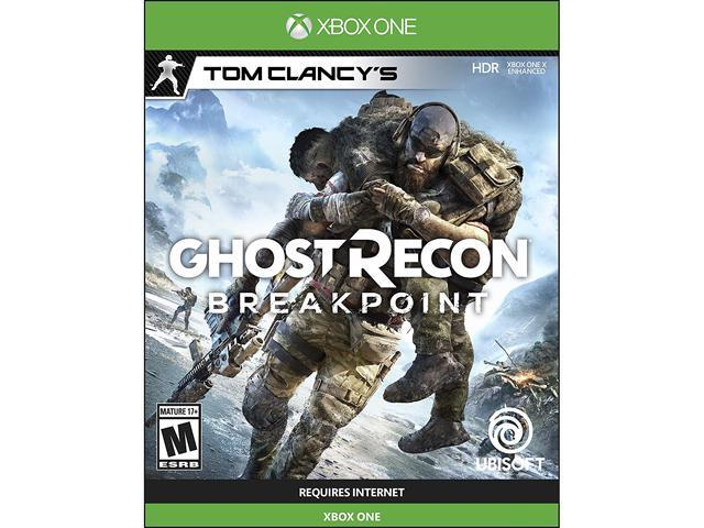 Tom Clancy's Ghost Recon Breakpoint - Xbox One - Newegg com