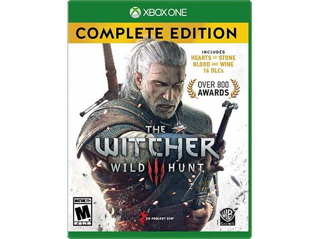 Witcher 3 Wild Hunt Complete Edition Xbox One Newegg Com