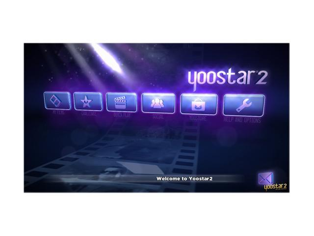 Yoostar 2 In The Movies Xbox 360 Game Newegg Com