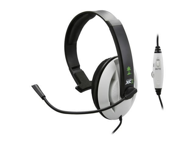 Turtle Beach Ear Force XC1 XBOX 360 Communicator Headset - Newegg com
