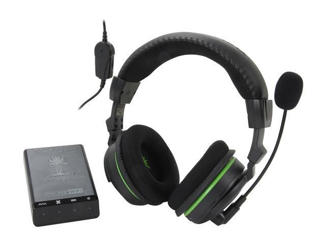 Turtle Beach Ear Force X42 Premium Wireless Gaming Headset with Dolby  Surround Sound for Xbox 360 - Newegg com