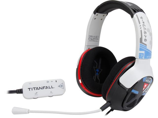 ce589fb8cf3 Turtle Beach Titanfall Ear Force Atlas Xbox One Gaming Headset ...