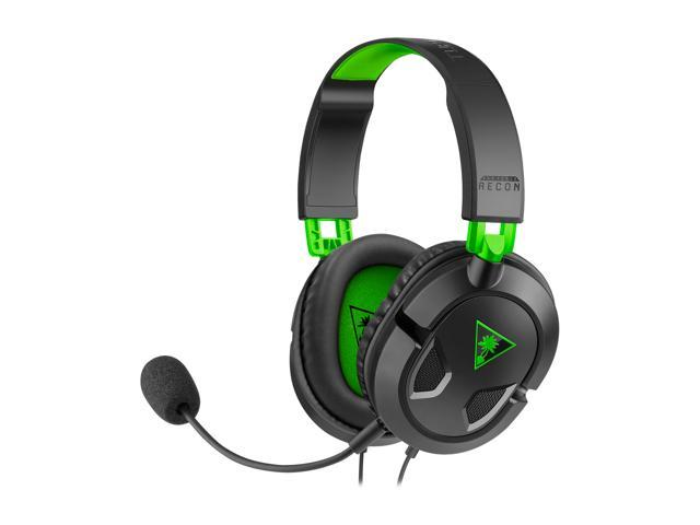 Turtle Beach Ear Force Recon 50X Gaming Headset for Xbox One (compatible w/  new Xbox One controller) - Newegg com