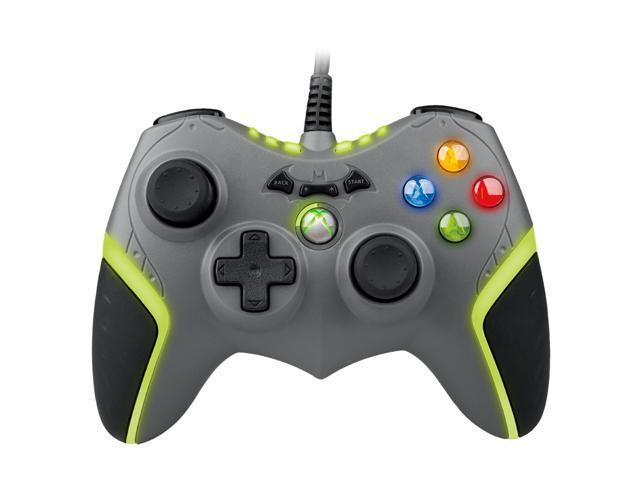Power A Batarang Controller for Xbox 360 - Wired - Newegg.com