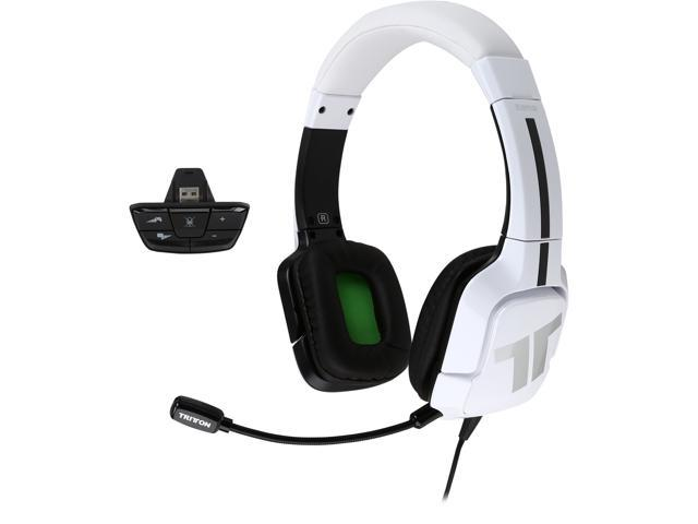 97a3f241620 TRITTON Kama Stereo Headset for Xbox One and Mobile Devices - White
