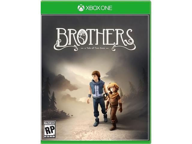 الألعاب 505 أشقاء قصة أبنية مغامرة لعبة Xbox من قطعة واحدة Newegg Com