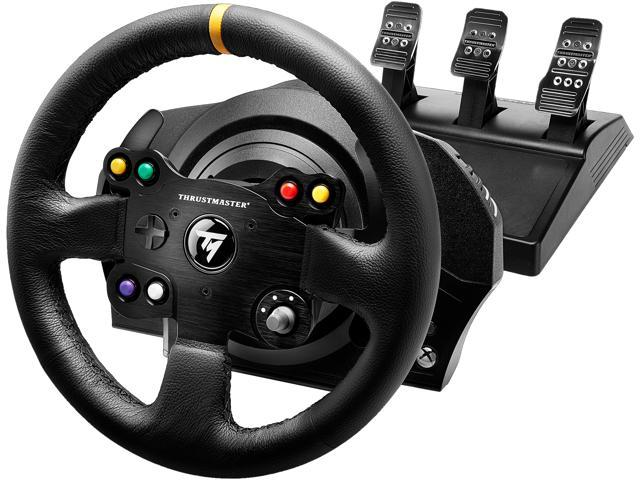 Thrustmaster TX Racing Wheel Leather Edition - Xbox One - Newegg com