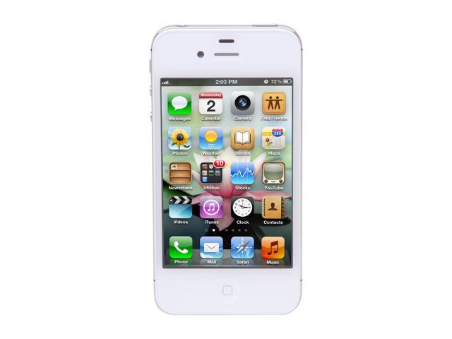 Uitgelezene Apple iPhone 4S 64GB White 3G Cell Phone w/ 8 MP Camera / A5 YJ-71