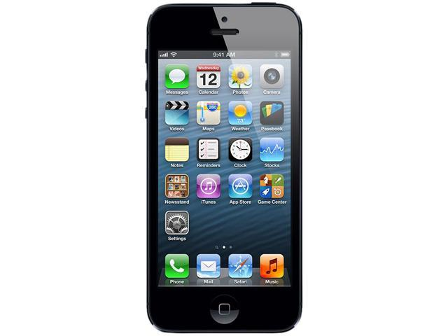 92699d872cb Apple iPhone 5 MD654LL/A 3G/4G LTE Smart Phone with 4
