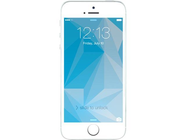 100% Free Mobile Phone Service w/ iPhone 5S Silver - FreedomPop (Certified  Pre-owned) - Newegg com