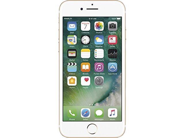 Apple iPhone 7 128GB Rose Gold Unlocked Smartphone