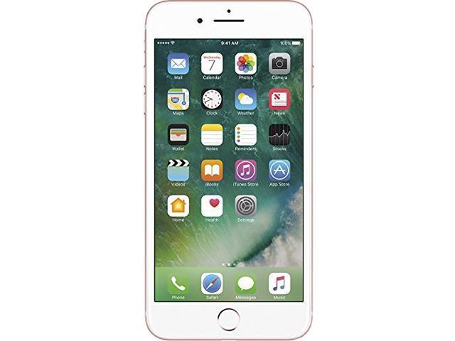 a04e8d2b784 Apple iPhone 7 PLUS de 32 GB 4 G LTE Rose oro teléfono celular desbloqueado  5. 5