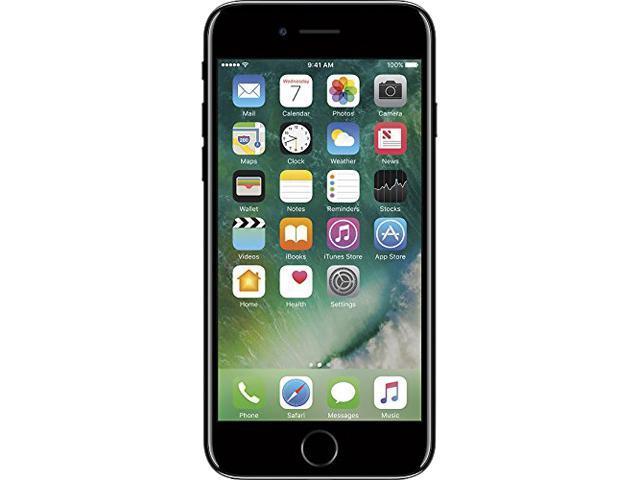 534fac8c880 Apple iPhone 7 256GB Jet Black-Smartphone desbloqueado - Newegg.com